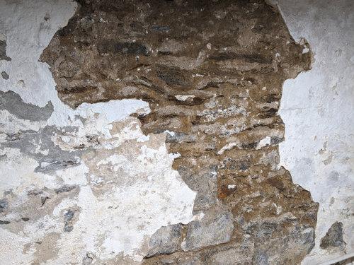 Rebuilding Crumbling Basement Wall, How To Repair A Stone Basement Wall