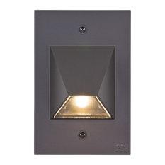 Edge, LED Step Light, Bronze