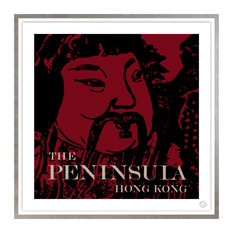 Contemporary Modern Transitional Fine Art,  THE PENINSULA HOTEL, HONG KONG
