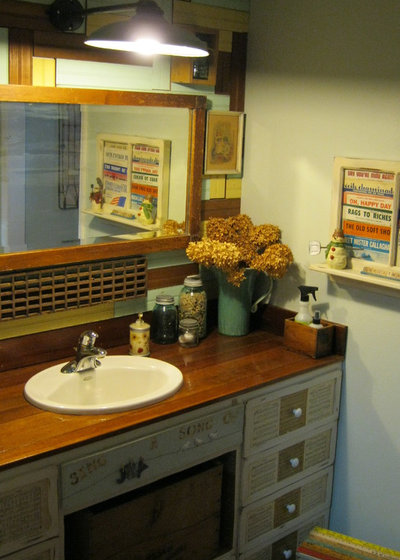 Get Creative Salvage Ideas from Houzzers\' Reuse Projects