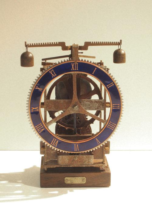 アンティーク時計 - 部屋の装飾品