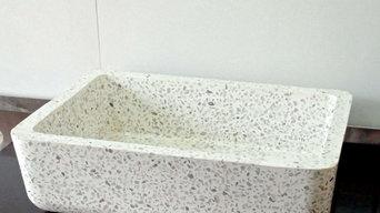 Terrazzo Wash Basin