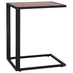 Transitional Side Tables And End Tables by Aosom