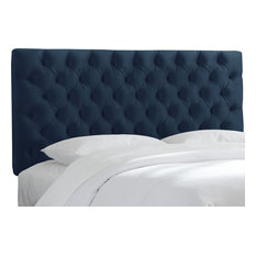 Moore California King Tufted Headboard In Mystere Eclipse