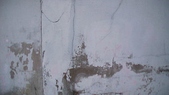 Corrosión estructura de hormigón armado