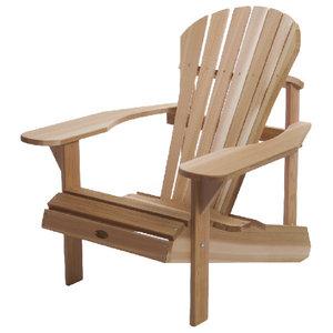 Manhattan Beach Adirondack Chair Contemporary