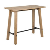 Stockhelm Wild Oak Bar Table