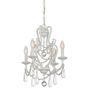 Savoy House Europe Crystal Mini Chandelier