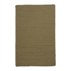 Colonial Mills, Inc - Colonial Mills Simply Home Solid H188 Sherwood Rug, 8x8 - Outdoor Rugs
