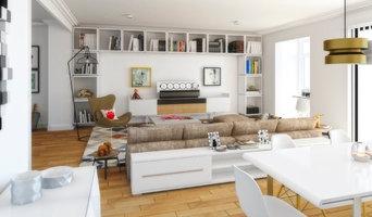 Scandinavian Livingroom | Madrid |February 2016