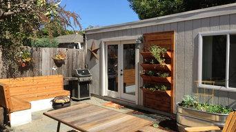 Small Berkeley Backyard