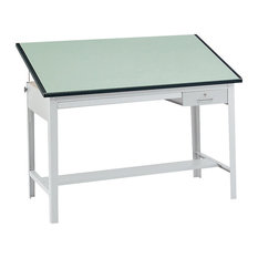 "Safco 60""x 37.5"" Precision Drafting Table Top"