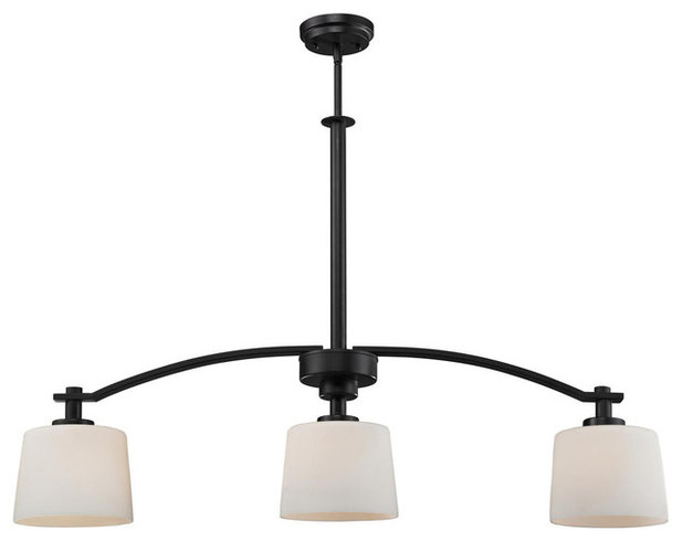 Contemporary Kitchen Island Lighting by Overstock.com