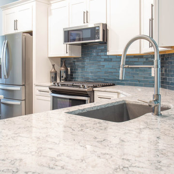Blue Island Kitchen Renovation : Before & After