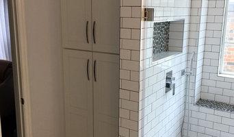 Master Bathroom Shower Converstion & Storage Maximizer