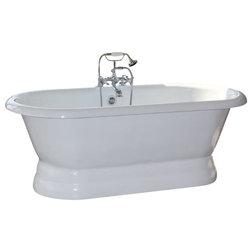 Contemporary Bathtubs by Restoria Bathtub Company