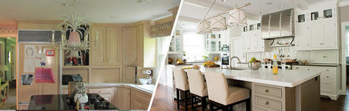 Lancaster contemporary kitchen remodel for F kitchen lancaster