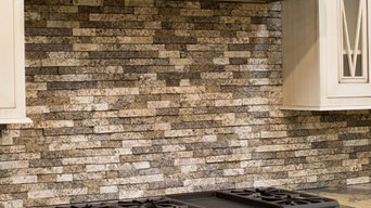 Recycled Granite Split Stone Tiles
