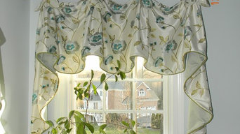 Recent residential drapery projects