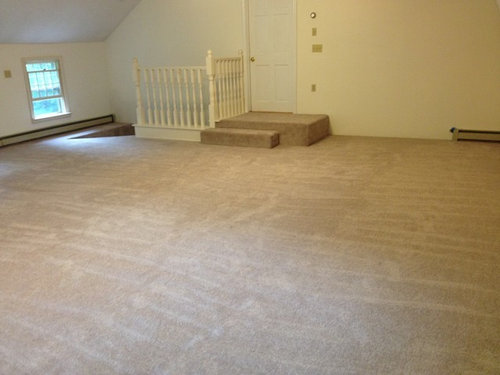 Is It Tacky To Lay Down Plastic Runner Over New Carpet