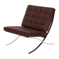 Chaise lounge chairs houzz for Barcelona chaise lounge set