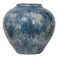 Firth Vase, Blue, Large