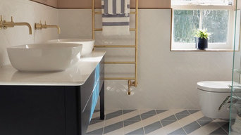 Ensuite Bathroom Design, Oaklands