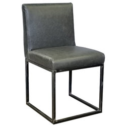 Industrial Dining Chairs by ARTEFAC