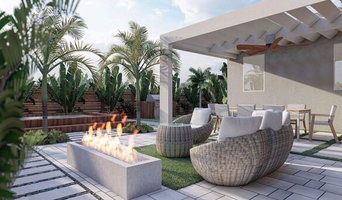 Modern Outdoor Space