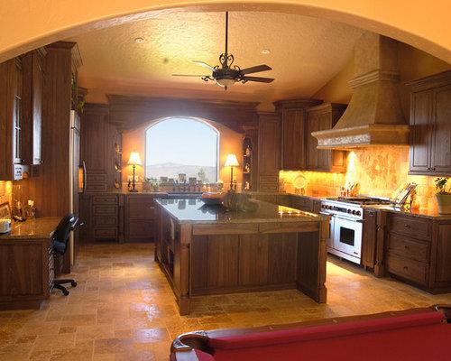 Custom Kitchen Islands & Storage