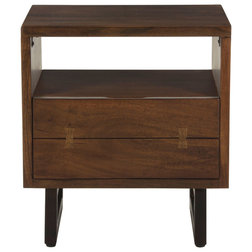Transitional Nightstands And Bedside Tables by World Interiors