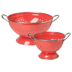 Transitional Colanders And Strainers by Quest Products, Inc