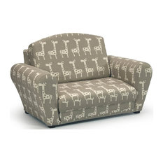 Kidz World Furniture Stretch Sleepover Kids Sofa Sofas