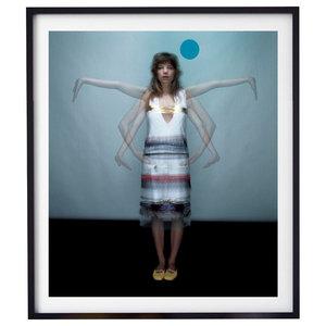 """Movement 001"" Fashion Photography Print, Framed, 58x71 cm"