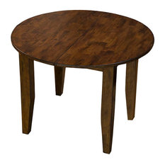 A-America Mason 60-inch Oval Table With 1 18-inch Leaf
