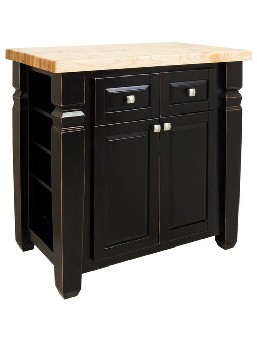 ... /One Cabinet (Top Not Included) - Kitchen Islands And Kitchen Carts