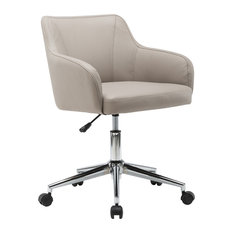 Rta Products- L - Techni Mobili Comfy and Classy Home Office Chair - Office Chairs