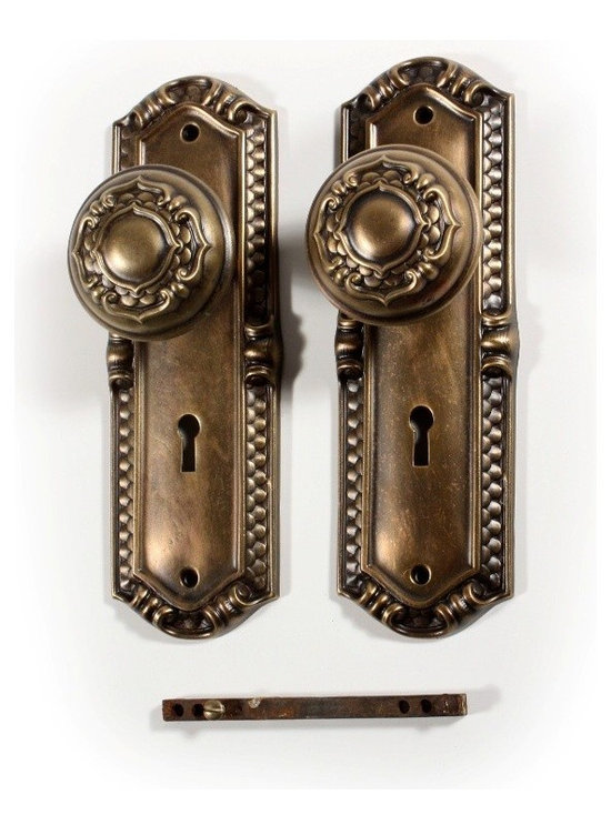 antique door hardware identification collector traditional for sale