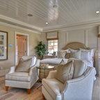 1512 Dolphin Terrace Coastal Living Room Los Angeles
