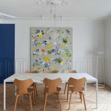 Rénovation d'appartement parisien
