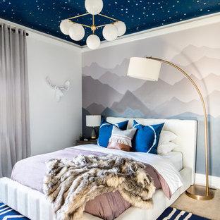 Home design - modern home design idea in Salt Lake City
