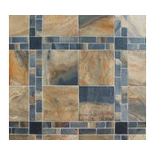 Fancy Sunjani Park Slate, Tile