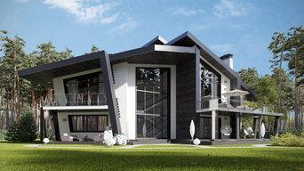 Дом в современном стиле
