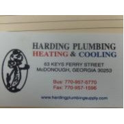 Harding Plumbing Amp Supply Inc Mcdonough Ga Us 30253