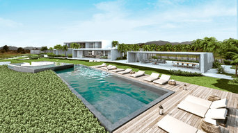 New project for Luxury Villa in Ibiza