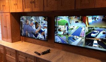 television-installation