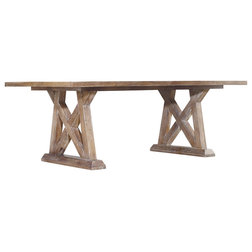 Farmhouse Dining Tables by Buildcom