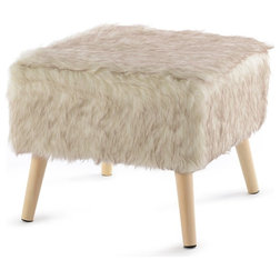 Contemporary Footstools And Ottomans by Digitalprints USA Corp