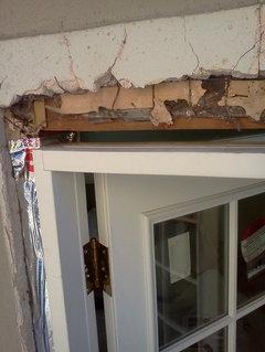 Advice On Replacing Sliding Glass Doors On A Stucco Home
