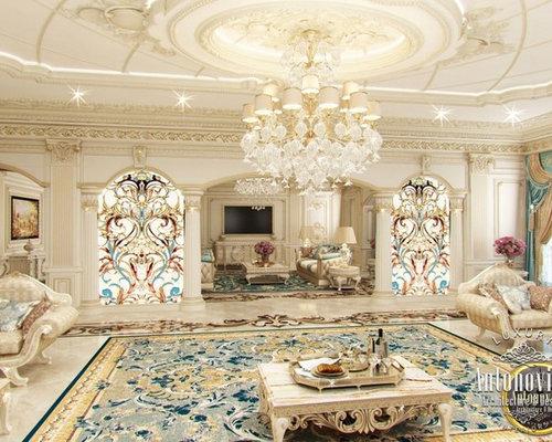 Luxury antonovich design uae interior in oriental style - Arabic House Design From Luxury Antonovich Design
